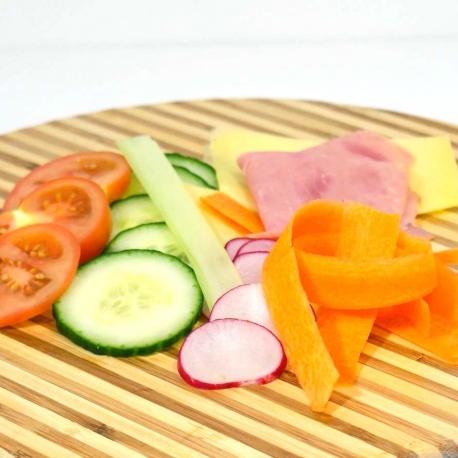 Gezond Ham en Kaas
