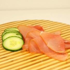 Rauwe ham
