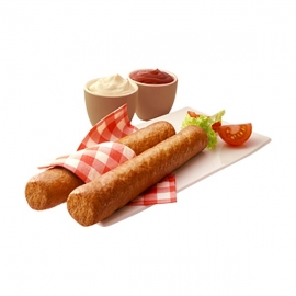 Broodje Frikandel speciaal