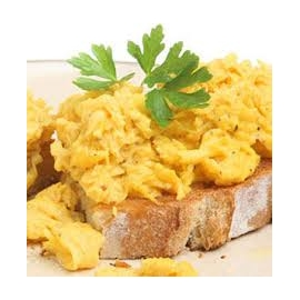 Broodje Scrambled Eggs