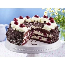 Schwarzwälder kirsch taart