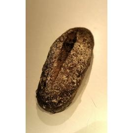 Desem broodje donker meergranen