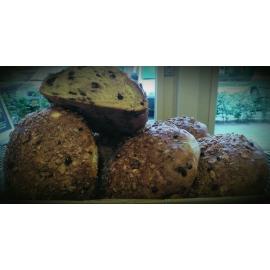 Chocolade kersen brood