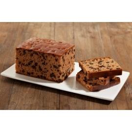 Ontbijtkoek-krenten en rozijnen